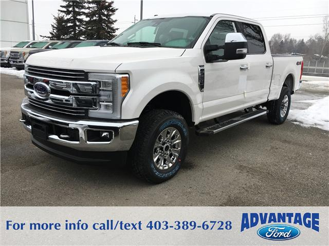 2018 Ford F-250 Lariat (Stk: J-691) in Calgary - Image 1 of 5