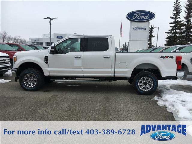 2018 Ford F-250 Lariat (Stk: J-691) in Calgary - Image 2 of 5