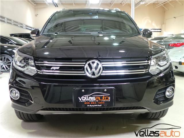 2017 Volkswagen Tiguan  (Stk: NP0991) in Vaughan - Image 2 of 29