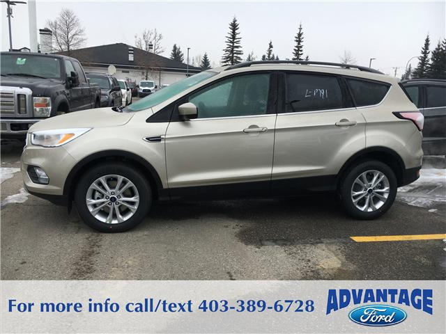 2018 Ford Escape SE (Stk: J-055) in Calgary - Image 2 of 5