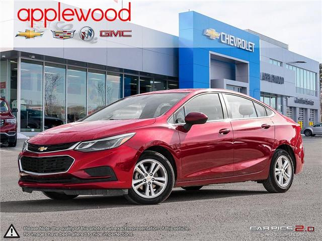 2017 Chevrolet Cruze LT Auto (Stk: 1497A) in Mississauga - Image 1 of 27