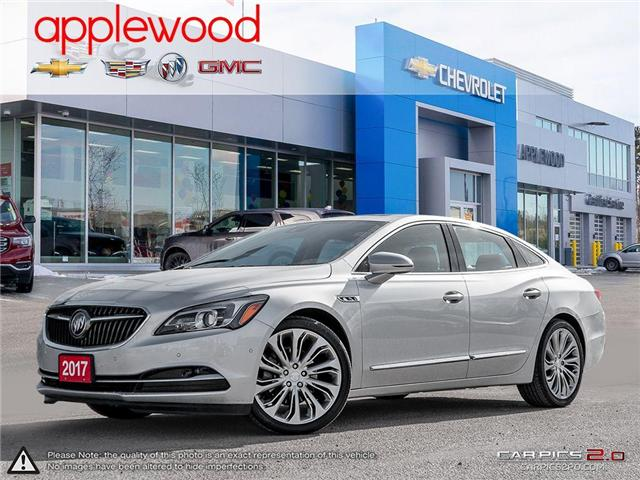 2017 Buick LaCrosse Premium (Stk: 7094A1) in Mississauga - Image 1 of 27