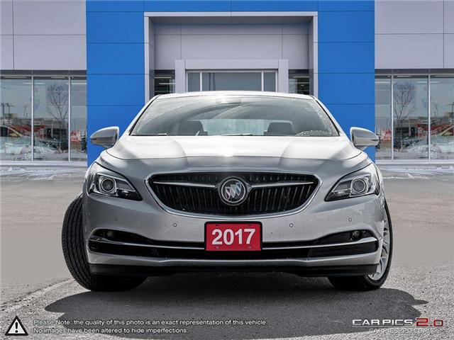 2017 Buick LaCrosse Premium (Stk: 7094A1) in Mississauga - Image 2 of 27