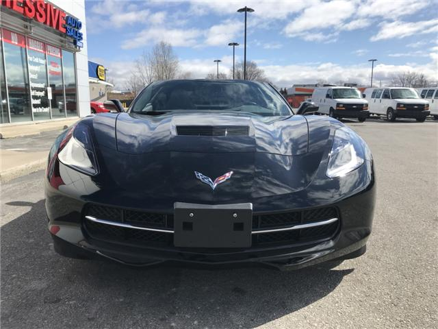 2017 Chevrolet Corvette Stingray (Stk: H5121317) in Sarnia - Image 2 of 14