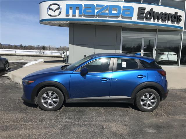 2016 Mazda CX-3 GX (Stk: 20917) in Pembroke - Image 1 of 12