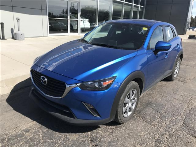 2016 Mazda CX-3 GX (Stk: 20917) in Pembroke - Image 2 of 12