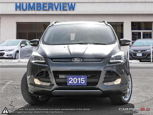 2015 Ford Escape Titanium (Stk: 75923TP) in Toronto - Image 2 of 27