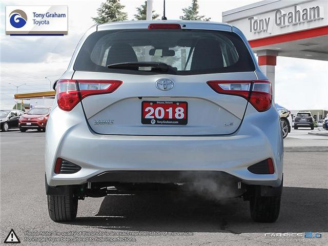 2018 Toyota Yaris LE (Stk: U8905) in Ottawa - Image 4 of 25