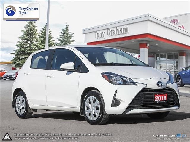 2018 Toyota Yaris LE (Stk: U8904) in Ottawa - Image 7 of 25