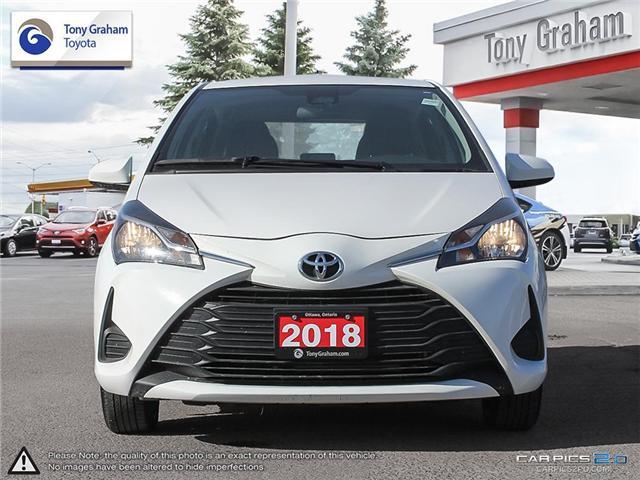 2018 Toyota Yaris LE (Stk: U8904) in Ottawa - Image 8 of 25
