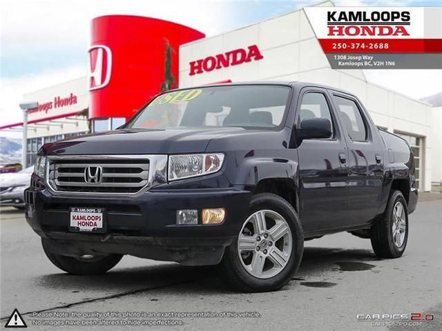 2013 Honda Ridgeline Touring (Stk: 13681A) in Kamloops - Image 1 of 22