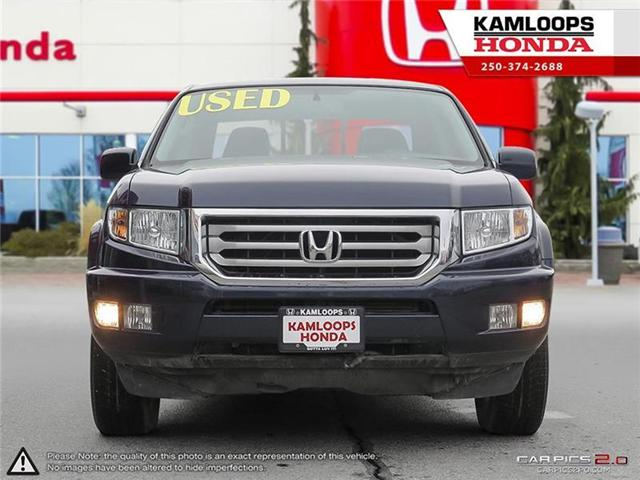 2013 Honda Ridgeline Touring (Stk: 13681A) in Kamloops - Image 2 of 22