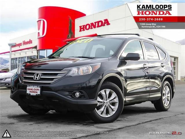 2014 Honda CR-V Touring (Stk: 13795U) in Kamloops - Image 1 of 22