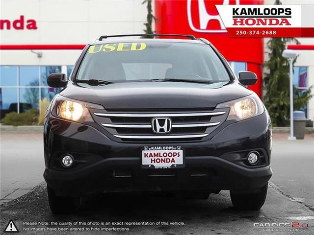 2014 Honda CR-V Touring (Stk: 13795U) in Kamloops - Image 2 of 22