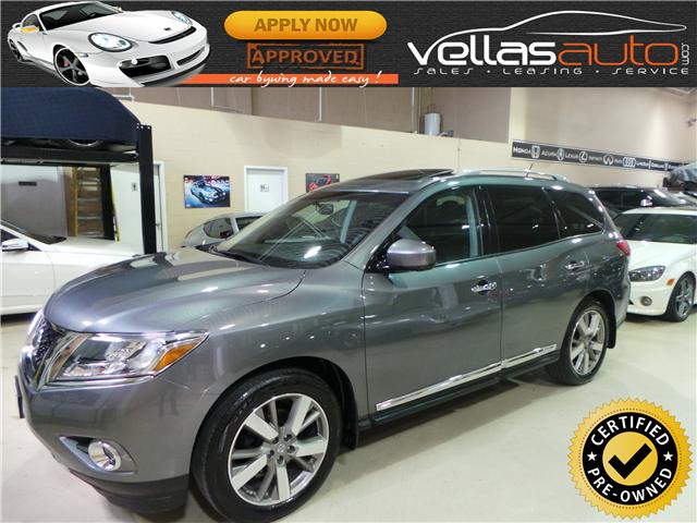 2016 Nissan Pathfinder  (Stk: NP9074) in Vaughan - Image 1 of 30