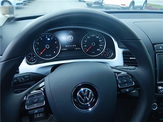 2017 Volkswagen Touareg 3.6L Execline (Stk: HU004186) in Surrey - Image 7 of 30