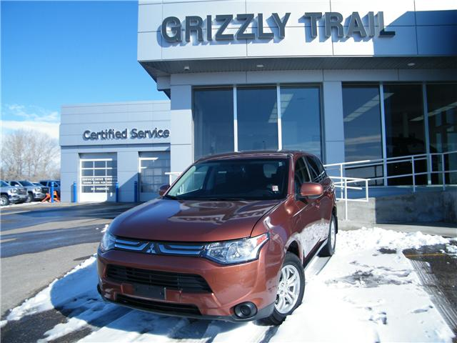 2014 Mitsubishi Outlander ES (Stk: 54437) in Barrhead - Image 1 of 25