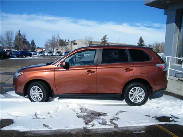 2014 Mitsubishi Outlander ES (Stk: 54437) in Barrhead - Image 2 of 25