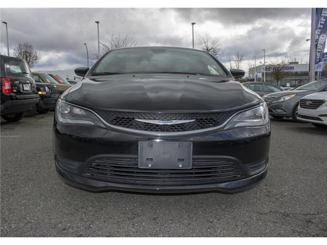 2016 Chrysler 200 LX (Stk: H789398A) in Abbotsford - Image 2 of 28