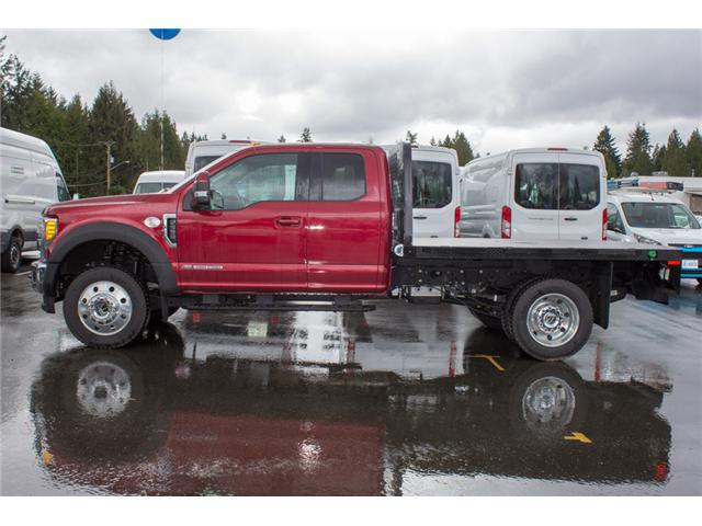 2017 Ford F-550 Chassis Lariat (Stk: 7F53036) in Surrey - Image 4 of 30