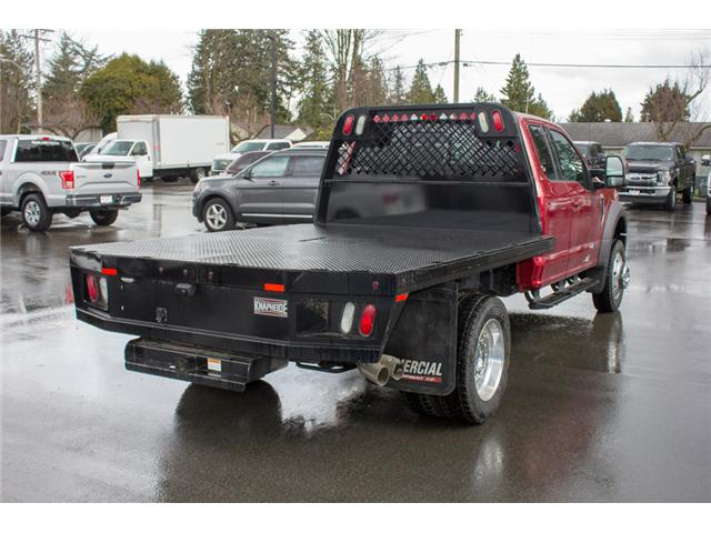 2017 Ford F-550 Chassis Lariat (Stk: 7F53036) in Surrey - Image 7 of 30