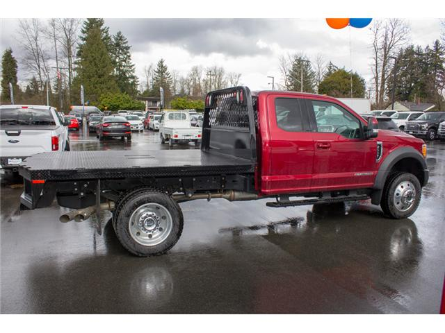2017 Ford F-550 Chassis Lariat (Stk: 7F53036) in Surrey - Image 8 of 30