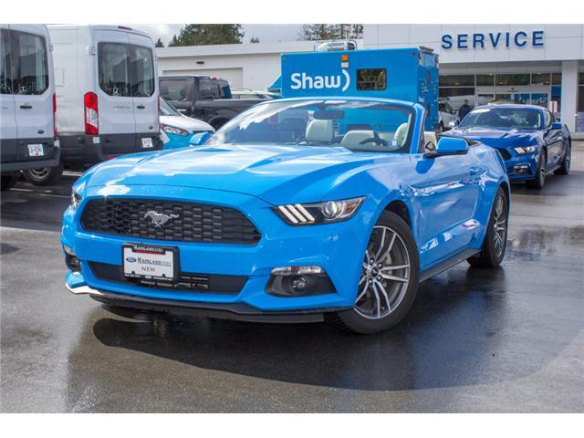 2017 Ford Mustang EcoBoost Premium (Stk: 7MU3878) in Surrey - Image 3 of 25