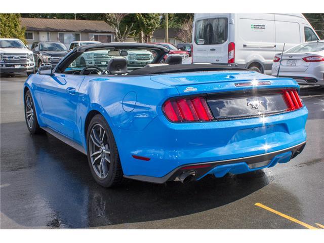 2017 Ford Mustang EcoBoost Premium (Stk: 7MU3878) in Surrey - Image 5 of 25