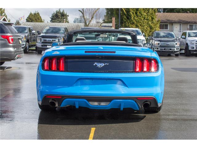 2017 Ford Mustang EcoBoost Premium (Stk: 7MU3878) in Surrey - Image 6 of 25