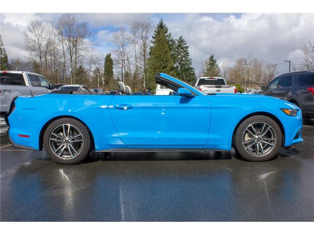 2017 Ford Mustang EcoBoost Premium (Stk: 7MU3878) in Surrey - Image 8 of 25