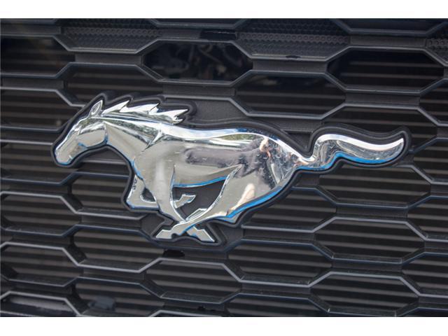 2017 Ford Mustang EcoBoost Premium (Stk: 7MU3878) in Surrey - Image 9 of 25