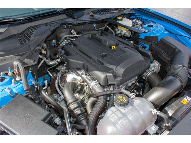 2017 Ford Mustang EcoBoost Premium (Stk: 7MU3878) in Surrey - Image 10 of 25