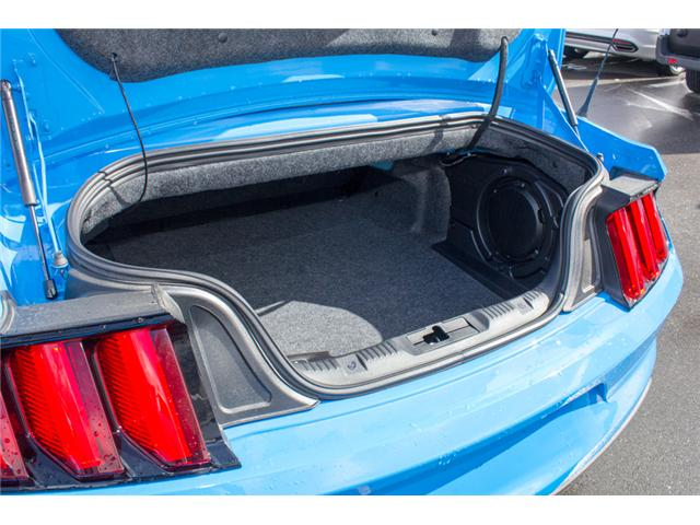 2017 Ford Mustang EcoBoost Premium (Stk: 7MU3878) in Surrey - Image 11 of 25