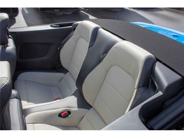 2017 Ford Mustang EcoBoost Premium (Stk: 7MU3878) in Surrey - Image 14 of 25