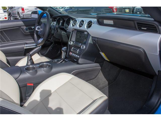 2017 Ford Mustang EcoBoost Premium (Stk: 7MU3878) in Surrey - Image 16 of 25