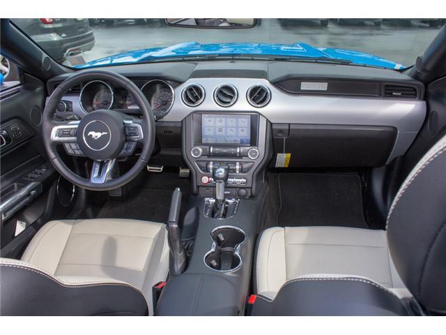 2017 Ford Mustang EcoBoost Premium (Stk: 7MU3878) in Surrey - Image 17 of 25