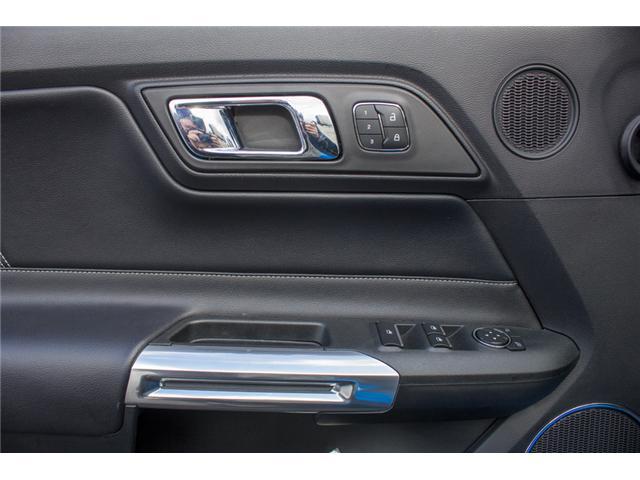 2017 Ford Mustang EcoBoost Premium (Stk: 7MU3878) in Surrey - Image 19 of 25