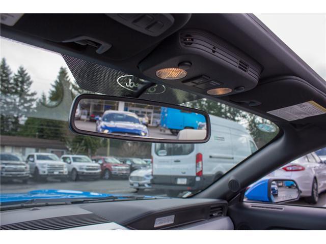 2017 Ford Mustang EcoBoost Premium (Stk: 7MU3878) in Surrey - Image 25 of 25