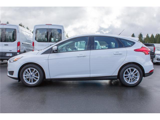 2017 Ford Focus SE (Stk: 7FO7188) in Surrey - Image 4 of 29