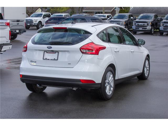 2017 Ford Focus SE (Stk: 7FO7188) in Surrey - Image 7 of 29
