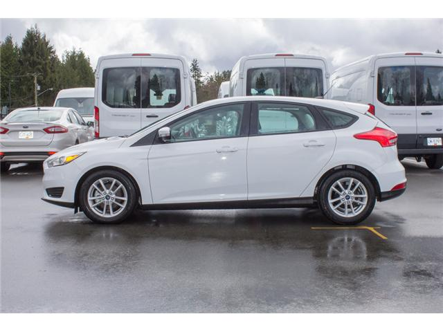 2017 Ford Focus SE (Stk: 7FO5232) in Surrey - Image 4 of 30