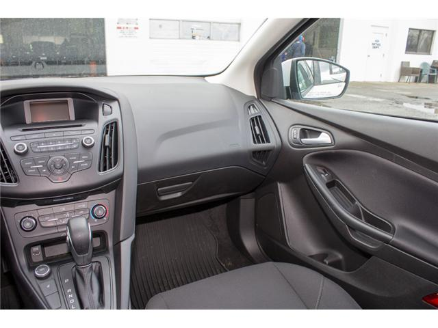 2017 Ford Focus SE (Stk: 7FO5232) in Surrey - Image 17 of 30