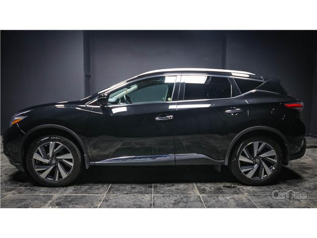 2017 Nissan Murano Platinum (Stk: 17-317) in Kingston - Image 1 of 34