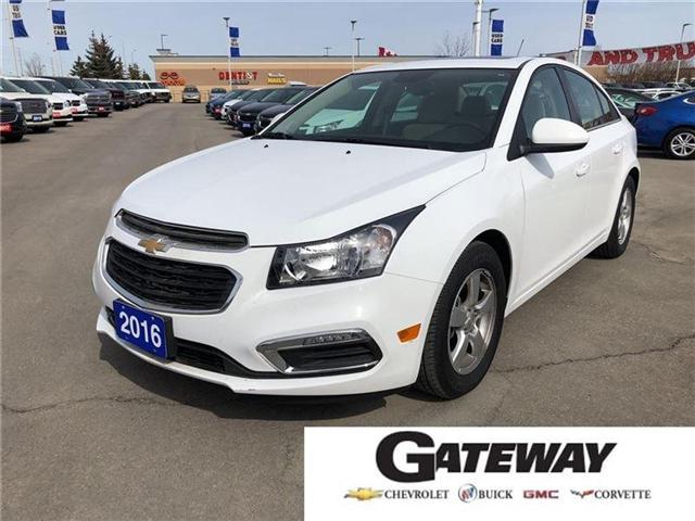 2016 Chevrolet Cruze |2LT|HTD LEATHER|ROOF|PIONEER|LEASE RTN!| (Stk: PA16732) in BRAMPTON - Image 1 of 21