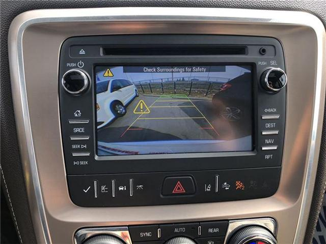 2015 GMC Acadia DENALI AWD NAV ROOF 1-OWNER HTD/COOL LTHR  (Stk: PA16799) in BRAMPTON - Image 22 of 23