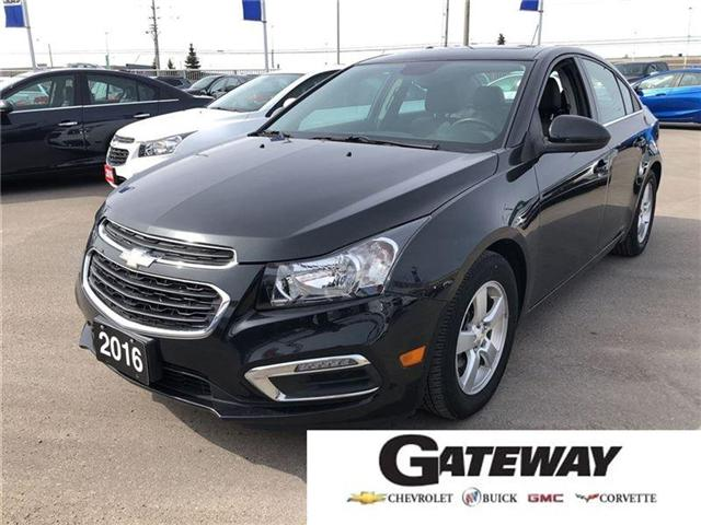 2016 Chevrolet Cruze |2LT|HTD LEATHER|ROOF|PIONEER|LEASE RTN!| (Stk: PA16848) in BRAMPTON - Image 1 of 20