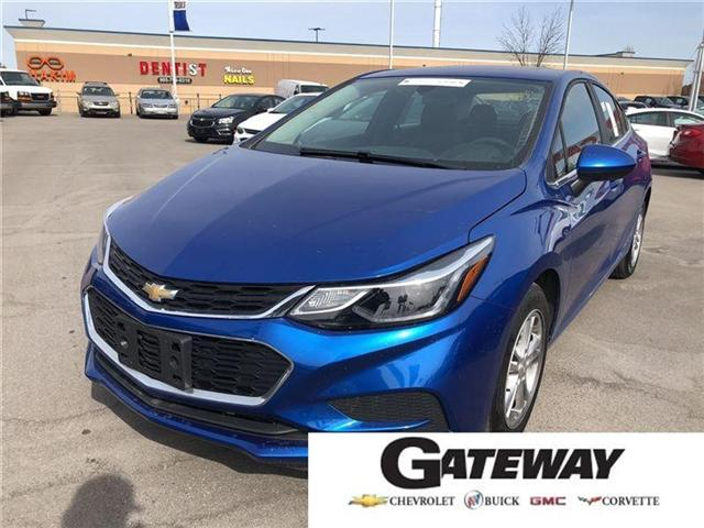 2017 Chevrolet Cruze |LT|*True North PKG*|Sunroof|BlueTooth| (Stk: PA16861) in BRAMPTON - Image 1 of 17