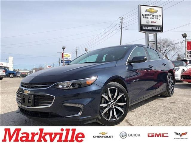 2017 Chevrolet Malibu LT-NAVI-LEATHER-ROOF-GM CERTIFIED PRE-OWNED (Stk: P6171) in Markham - Image 1 of 23