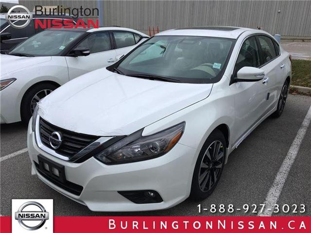 2018 Nissan Altima 2.5 SL Tech (Stk: X5305) in Burlington - Image 1 of 5