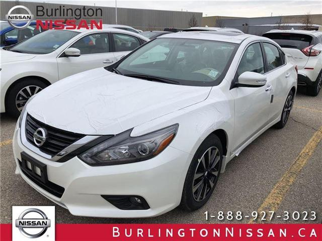 2018 Nissan Altima 2.5 SL Tech (Stk: X5308) in Burlington - Image 1 of 5